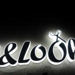 Art&Look lico czarne boki białe (Belgia)
