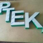 Litery 3d APTEKA plexi