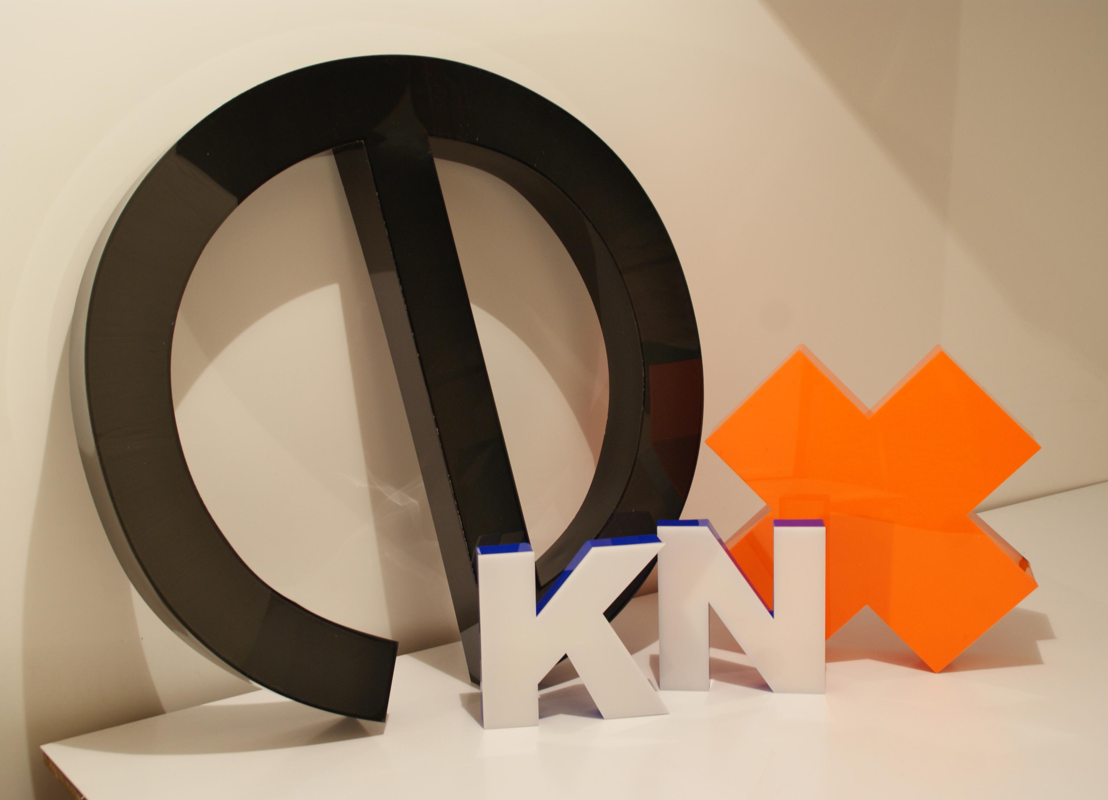 litery przestrzenne 3D plexi