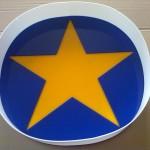 Logo 3D dwukolorowe